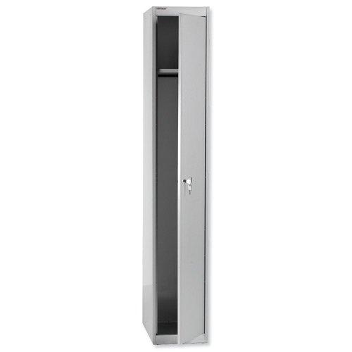 Bisley Locker 1 Door 305mm Grey CLK121