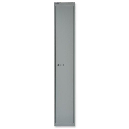 Bisley Locker 1 Door 457mm Grey CLK181