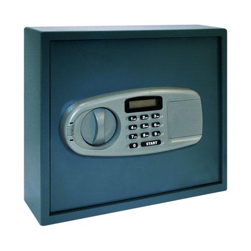 Value High Security Electronic Lock Key Safe 30 Hook