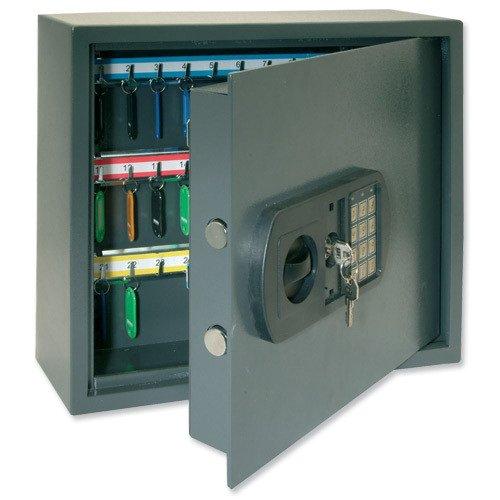 Value High Security Electronic Lock Key Safe 100 Hook