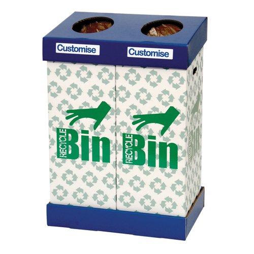 Twin Recycling Bin 802853