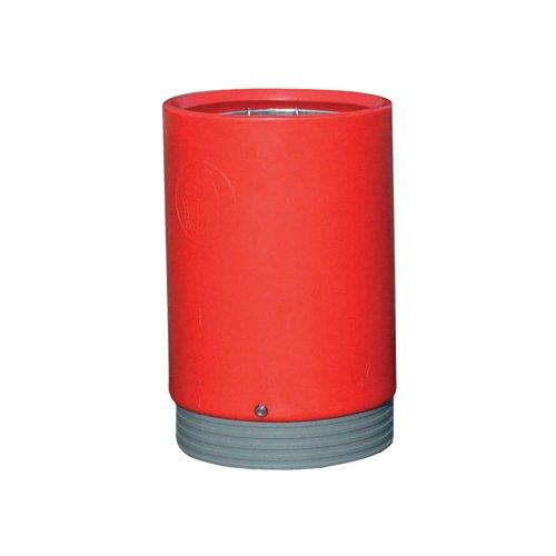 Heavy Duty Open Top Bin Red