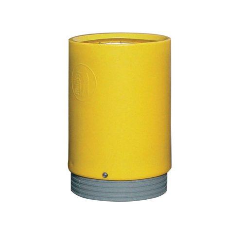 Heavy Duty Open Top Bin Yellow