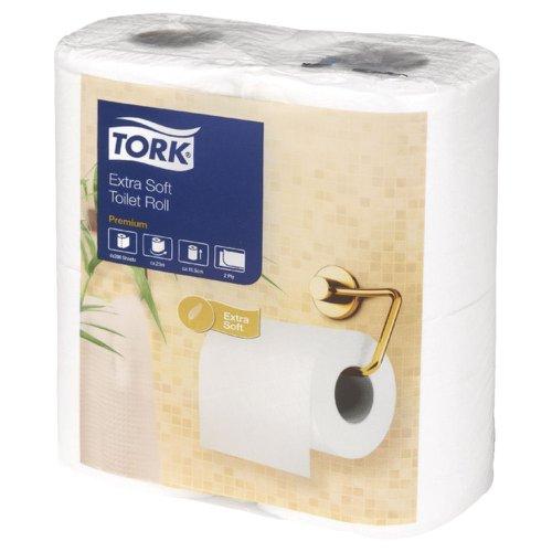 Tork Extra Soft Toilet Roll (10) 120240