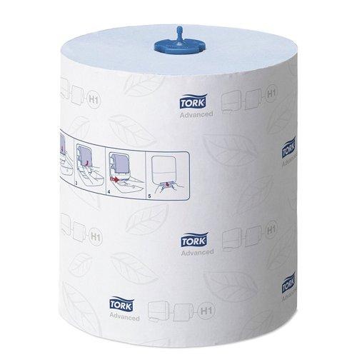 Tork Matic H1 Hand Towel Roll 150m Blue (6) 290068