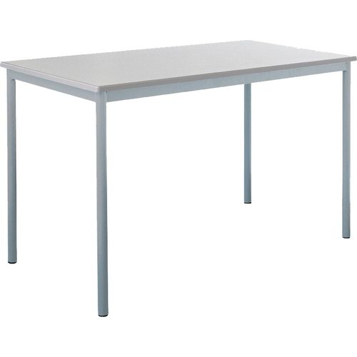 Remexx Classroom Table Fully Welded Round Leg 1100x550mm RRL1150
