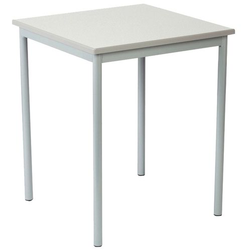 Remexx Classroom Table Fully Welded Round Leg 550x550mm RRL5550