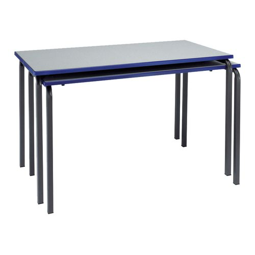 Remexx Classroom Table Crust-Bent Frame 1200x600mm RCB1260