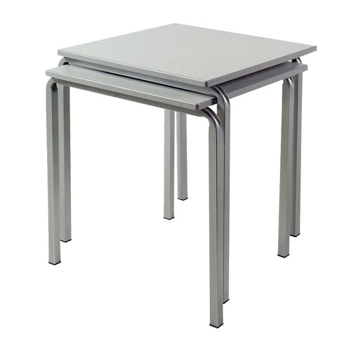 Remexx Classroom Table Crust-Bent Frame 600x600mm RCB6060
