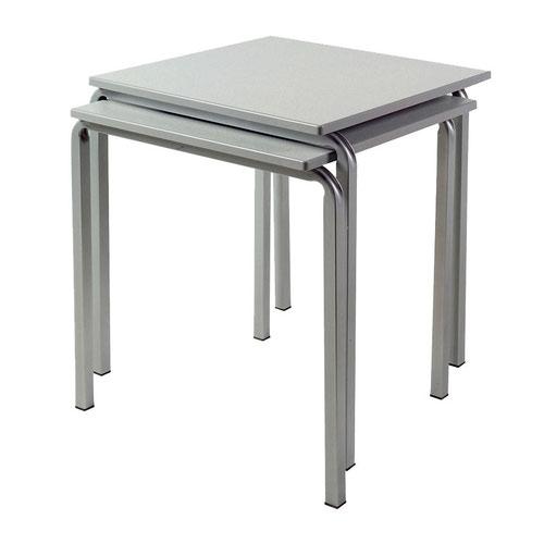 Remexx Classroom Table Crust-Bent Frame 550x550mm RCB5550