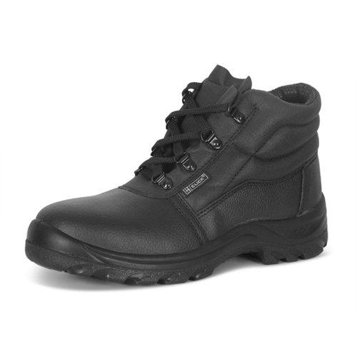 Beeswift Dual Density Midsole Chukka Boot Black Size 4/EU37 CDDCMSBL04