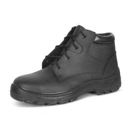 Beeswift Ladies Chukka Boot Black Size 6.5/EU40 CF14BL06.5