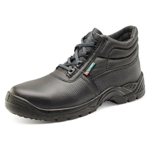 Beeswift Composite Chukka Boot Black Size 6.5/EU40 CF50BL06.5