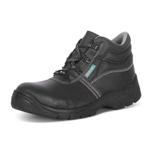 Beeswift S3 Dual Density PU Chukka Boot Black Size 4/EU37 CF55BL04