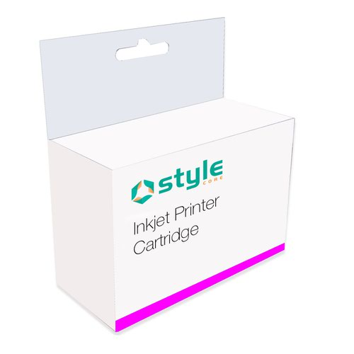 Value Brother Inkjet Cartridge High Capacity Magenta LC123M