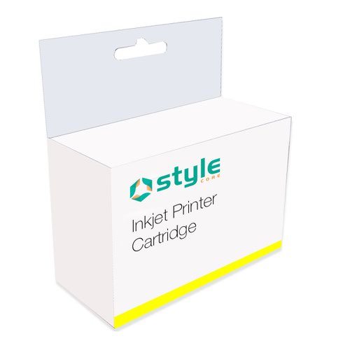 Value Brother Inkjet Cartridge High Capacity Yellow LC123Y