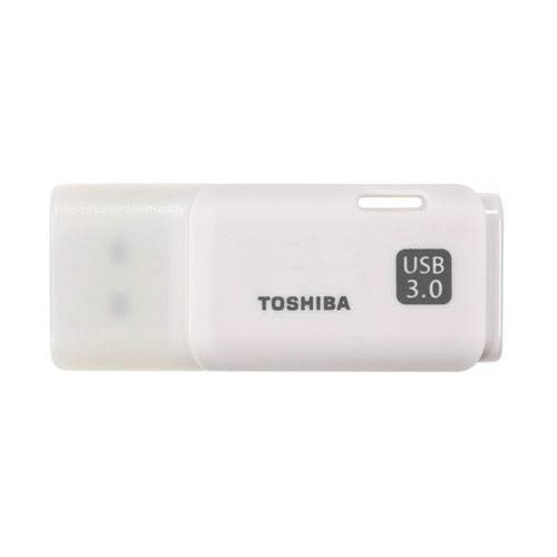 Toshiba U301 USB 3 Flash Drive 64GB White THN-U301W0640E4