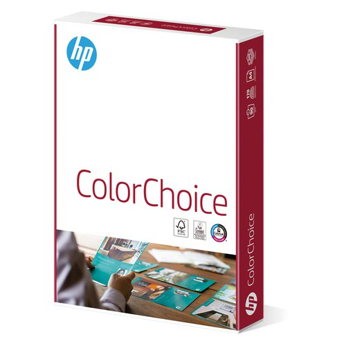 HP Color Choice Paper A4 160gsm (250) CHP754