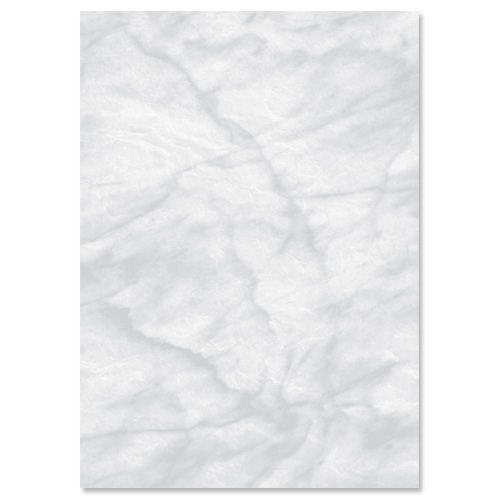 Marble Paper A4 90gsm Grey (100)