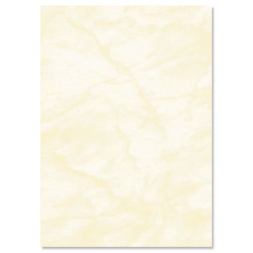 Marble Paper A4 90gsm Sand (100)