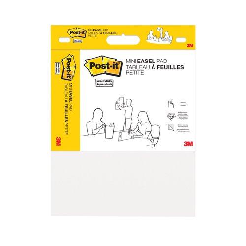 3M Post-it Super Sticky Mini Chart Pad 577SS