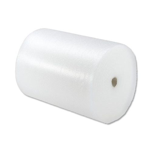Value Large Bubble Film Roll 750mm x50m Clear