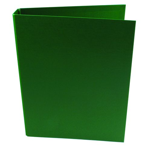 Value PVC 2 Ring Binder A4 Green