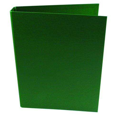 Value PVC 2 Ring Binder A4 Green