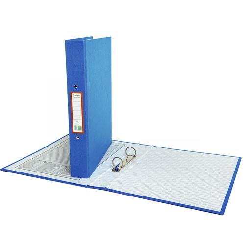 Style CORE Ring Binder 2 Ring A4 Blue