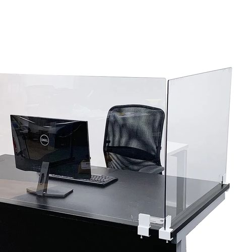 Beaverswood Office Desk Screen 600x800mm Bracket A ODS8060/A
