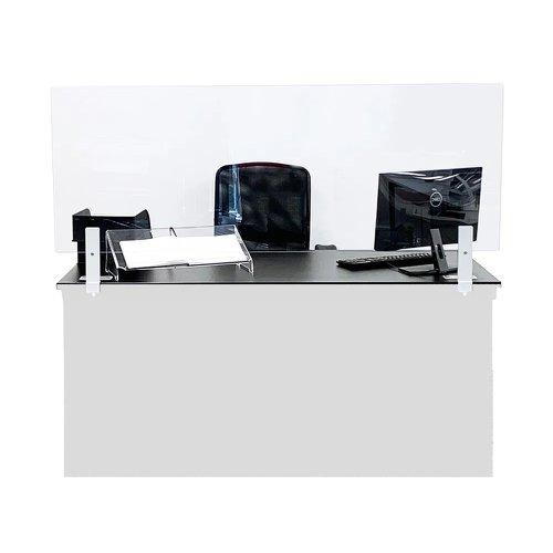 Beaverswood Reception Desk Screen 600x1400mm RDS1460/E