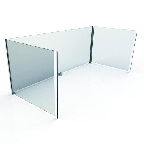 Alugrip6 Profile System Desk Clamp FIN-DSK-CLMP-01