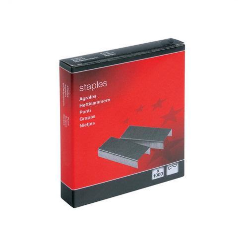 Value Staples 23/8 8mm (1000)