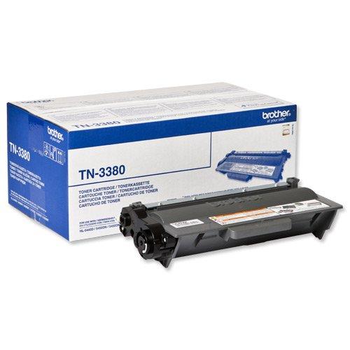 Brother Toner Cartridge High Capacity Black TN3380