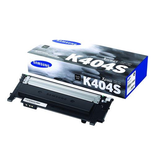 Samsung Toner Cartridge Black CLT-K404S/ELS