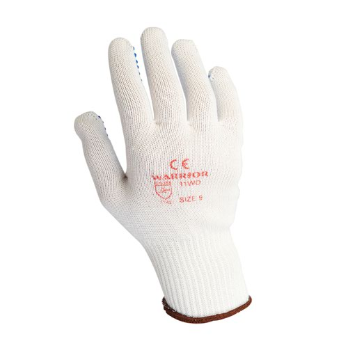 Warrior Knitted Dotted Gloves 0111WD