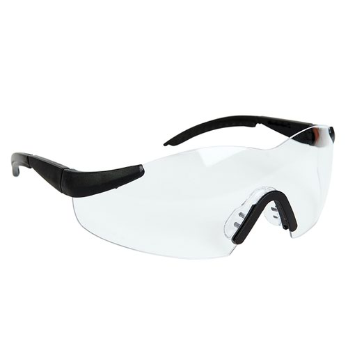 Warrior Clear Lens Safety Spectacles 0115AW