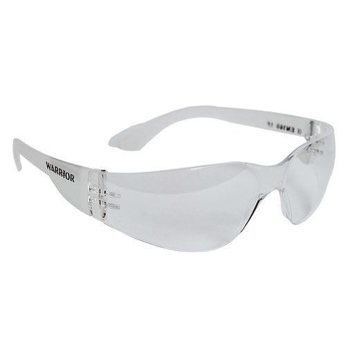 Warrior Lightweight Safety Spectacles 0115SC