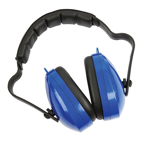 Warrior Deluxe Ear Defender 0114DM