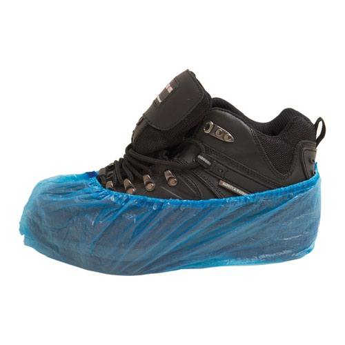 Warrior Disposable Overshoes Blue (2000) 0117OB