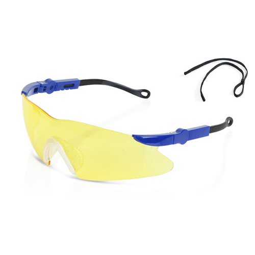 Beeswift Texas Safety Spectacles Yellow BBTXSY