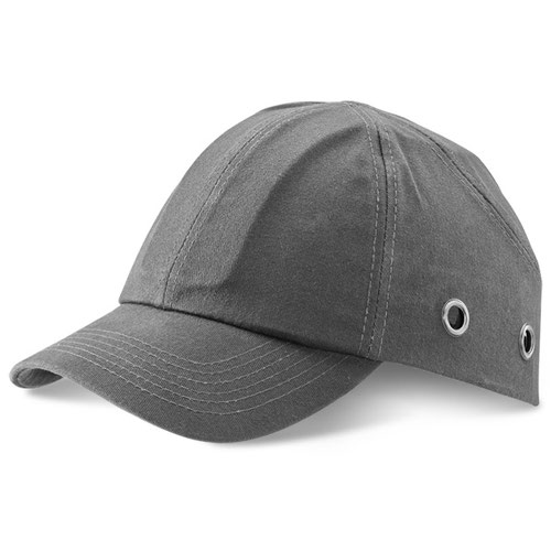 Beeswift Safety Baseball Cap Grey BBSBCGY