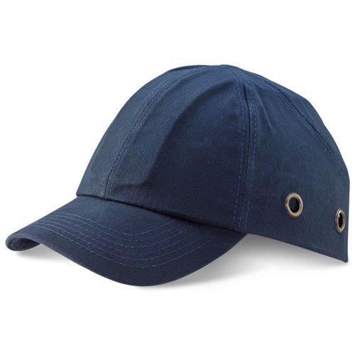 Beeswift Safety Baseball Cap Navy Blue BBSBCN
