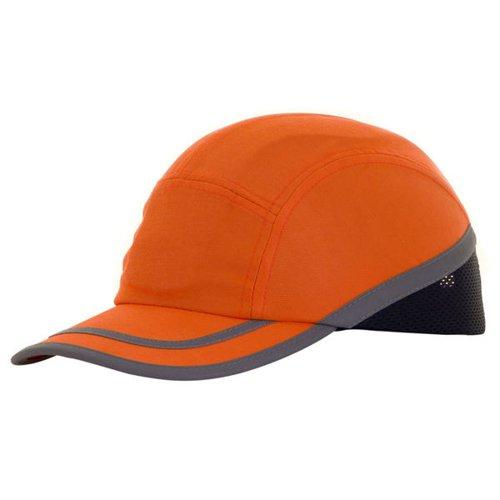 Beeswift Safety Baseball Cap Orange BBSBCOR