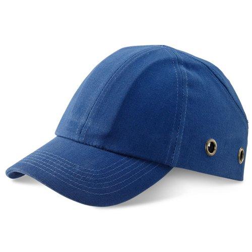 Beeswift Safety Baseball Cap Royal Blue BBSBCR