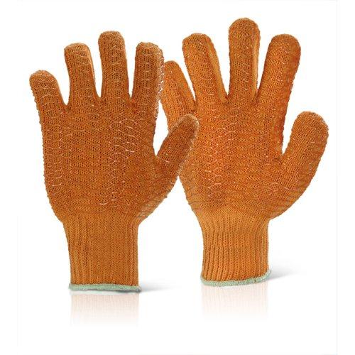 Beeswift Criss Cross Gloves XL Orange XXN