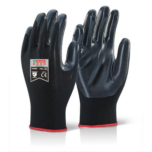Beeswift Nite Star Glove Sz8 Black NDGBL08
