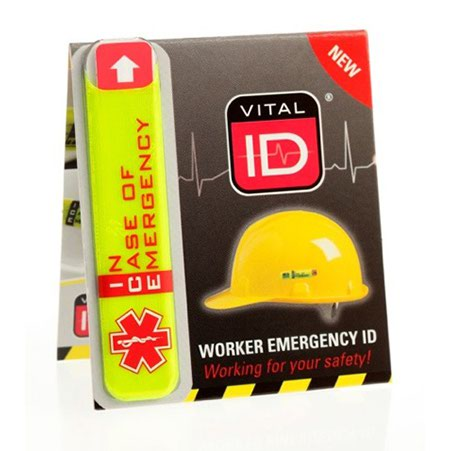 Worker Emergency ID WSID01