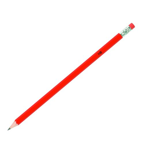 Value Pencil HB Rubber Tipped