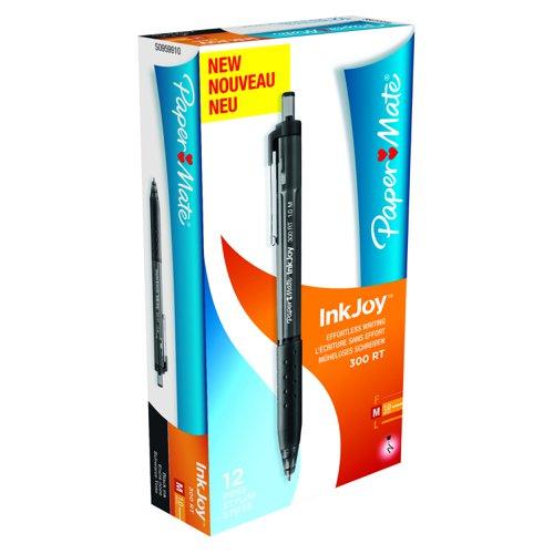 Paper Mate InkJoy 300 Ballpoint Pen Black S0959910